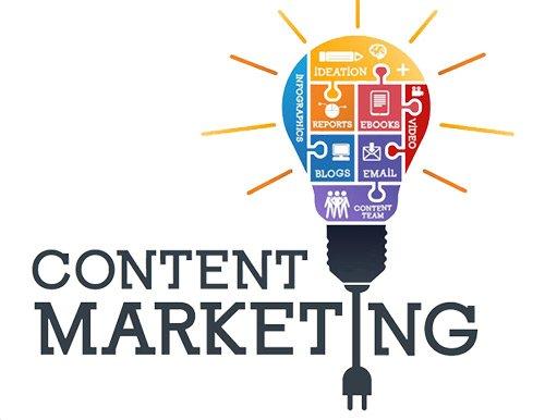 بازاریابی محتوا , content marketing
