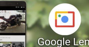 گوگل لنز رونمایی شد-بروزرسانی google image