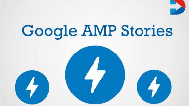 تصویر از پشتیبانی پلاگین AMP از استوری در وردپرس