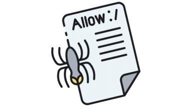 تصویر از تست Mobile Frindly از قوانین رباتها پیروی نمیکنند