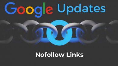 تصویر از تاثیر آپدیت جدید گوگل بر روی لینکهای نوفالو چیست ؟